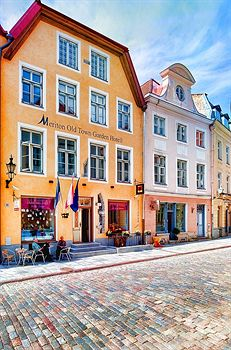 The old town in Tallinn