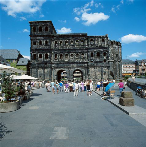 Trier, the Oldest City in Germany