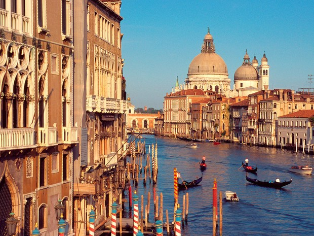 Grand Canal enice in Italy