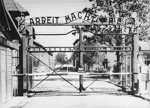 Auschwitz the first cooncrentation camp