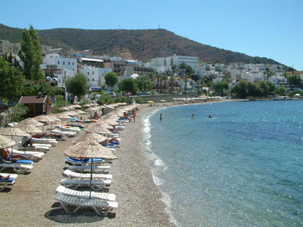 Bodrum in Turkey